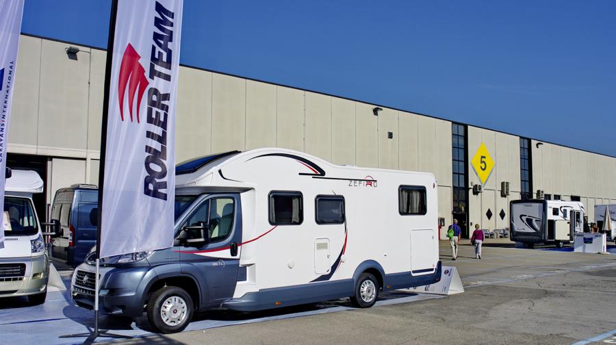 Parma Salone del Camper 2013: Σημάδια ανάκαμψης