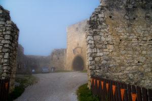 Στα κάστρα της Σλοβακίας. To κάστρο του Spis