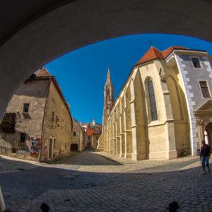 Στα κάστρα της Σλοβακίας ΙV:Κάστρο της Μπρατισλάβα και Ντέβιν Χραντ