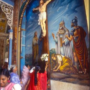 Κυριακή του Πάσχα στην Κεράλα-Ινδία.