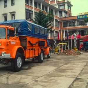 ΙΝΔΙΑ -ΝΕΠΑΛ με Expedition Truck -1990 -μέρος III