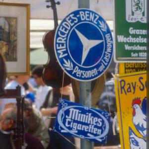 ΕΙΚΟΝΕΣ ΑΠΟ ΤΗΝ ΒΙΕΝΝΗ μέρος III Flohmarkt